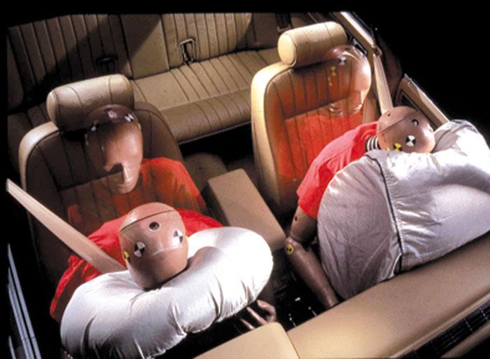 Sólo el 60% de las versiones de autos que se venden en la Argentina hoy equipan doble airbag de serie.