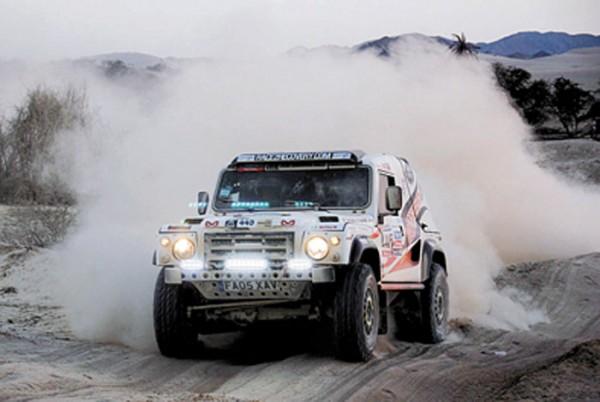 Race2Recovery es un equipo integrado predominantemente por militares heridos en combate.