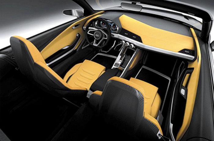 Los conservadores interiores de Audi recibirán una importante actualización en el futuro.