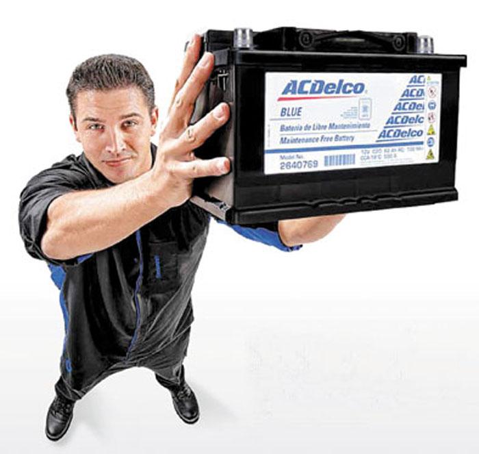 ACDelco ofrece calidad, soporte técnico y garantía.