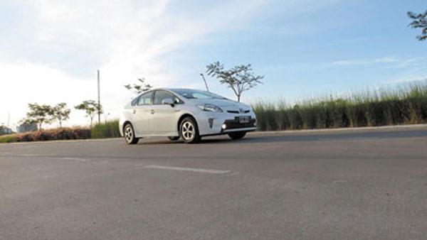 El Prius es tan emocionante como un Corolla.