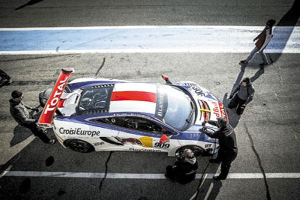 Loeb correrá la trepada Pikes Peak con Peugeot y el campeonato FIA GT con McLaren. En ambos casos, seguirá junto a Total.