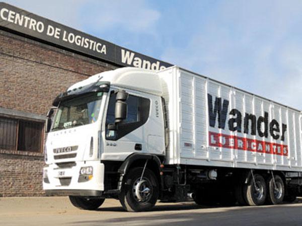Desde Rosario, los productos Wander se distribuyen a 19 provincias.