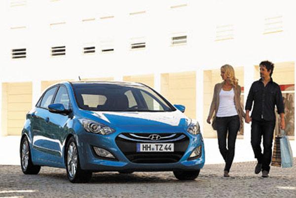 El nuevo i30 fue diseñado en el estudio de Hyundai en Alemania.