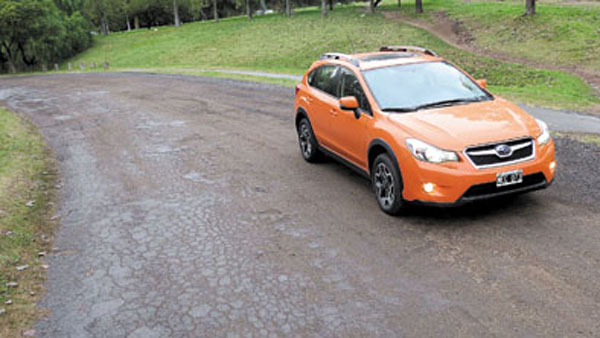 En el uso diario, es un tranquilo hatchback compacto.