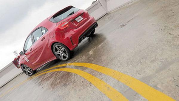 Diseño atrevido. Mercedes-Benz se está arriesgando más que Audi y BMW, para acercarse a ideas más vanguardistas, como las de Alfa y Volvo.