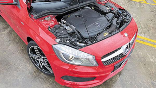 El motor tiene 211 caballos y 350 Nm de torque.