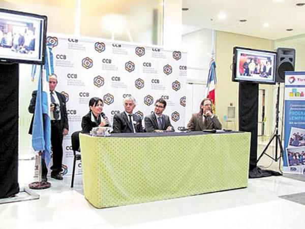 La firma de lubricantes apoya a la Fundación Par en sus programas de inclusión social.