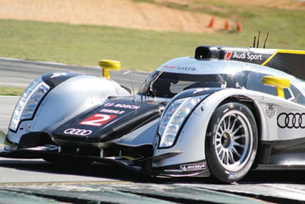 Los pistones de los Audi de Le Mans fueron forjados por Mahle.