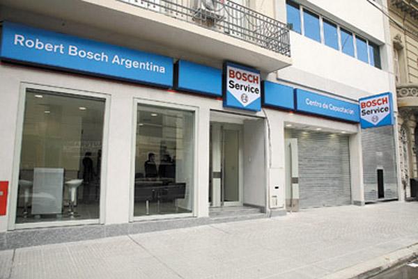 Se dicta en el Centro de Capacitación Técnica de Bosch, en Buenos Aires.