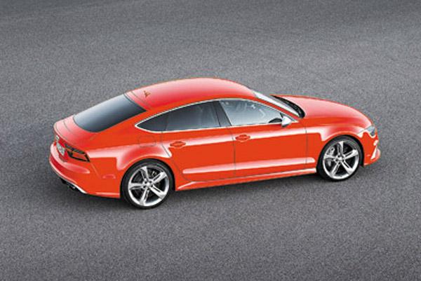 El RS7 Sportback tiene capacidad para cuatro pasajeros y un V8 de 560 cv.