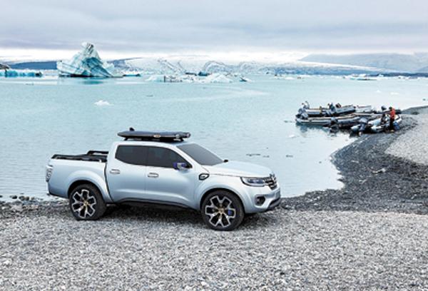 La pick-up mediana de Renault será Argentina y enfrentará a la best-seller Toyota Hilux, entre otras.