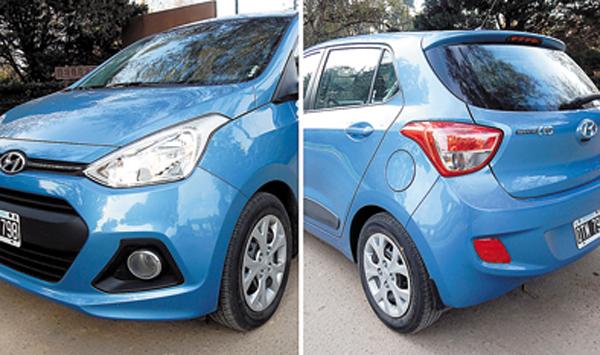 El diseño también es más moderno, con rasgos de los últimos lanzamientos de Hyundai.