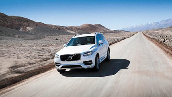 """Las Volvo también fueron sometidas a varios tramos con """"mejorado""""."""