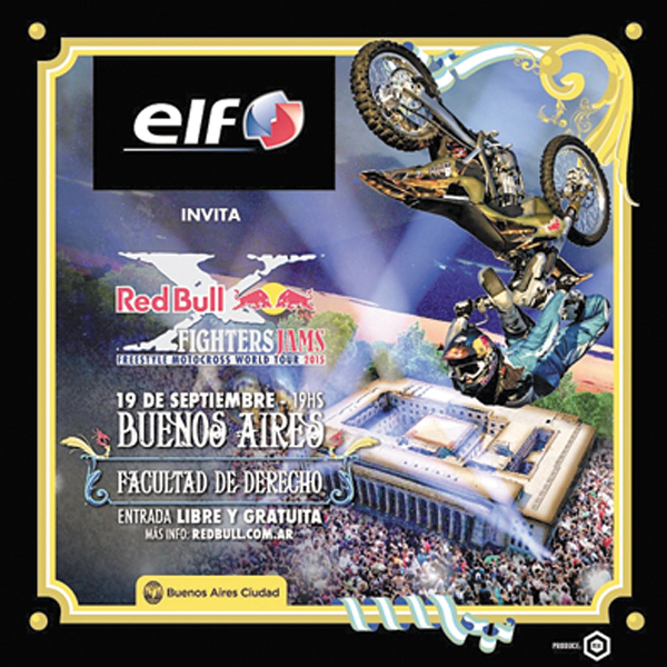 Es el espectáculo de estilo libre de Motocross más importante a nivel mundial.