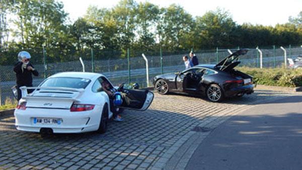 En el Nordschleife comprendés la obsesión de las automotrices por crear el mejor auto de alta performance: hay mercado.