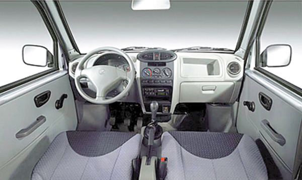 El desarrollo y el diseño del Z-Truck pertenece al Freedom Truck chino.