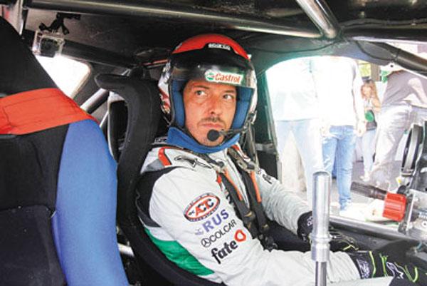 El piloto Castrol llevó a los invitados en la butaca derecha de su Turismo Carretera.