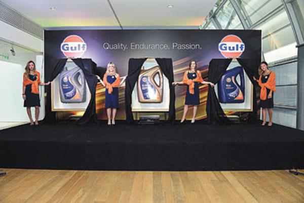 A lo largo de 2016, Gulf Oil lanzará una línea completa de nuevos lubricantes de última generación.