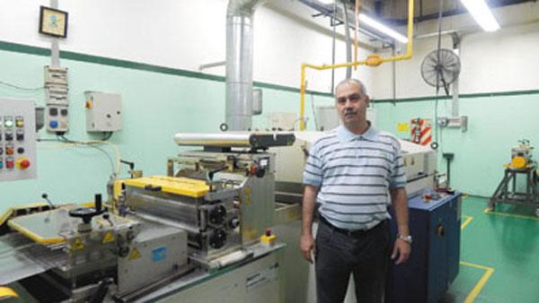 """""""La nueva planta será una copia de la fábrica que ya está operando en China, con una distribución más prolija"""", señaló Fernando Bursese."""