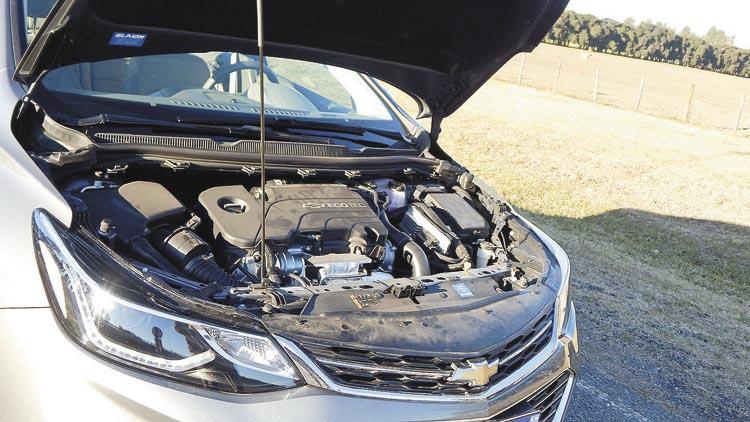 """Lo importante es cómo rinde ese """"Turbo"""". Excelente motor."""