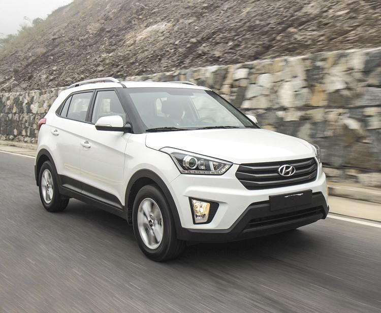 La idea de Hyundai fue probarlas en conjunto, en la provincia de Córdoba.