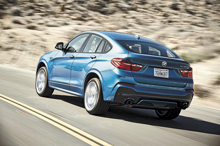 La SUV con estética de coupé de BMW ahora tiene su versión M.