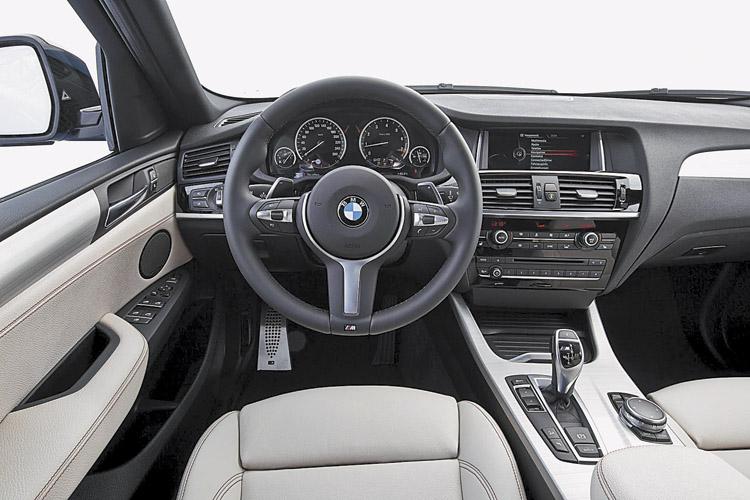 Un auto polivalente, con todo el lujo y la deportividad de BMW.