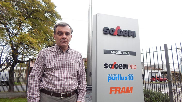 """""""No le tengo temor a competir"""", asegura Rubén Ponte."""
