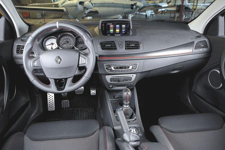Volvió el Mégane RS, aunque para despedirse del mercado.