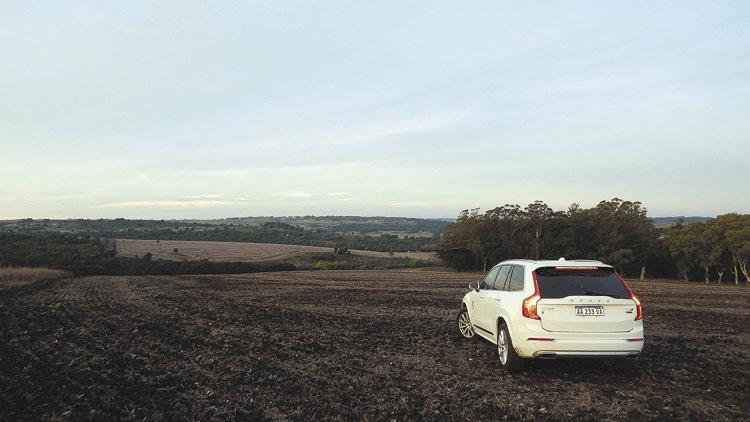El Volvo más confortable del momento.También es el auto más seguro del mundo.