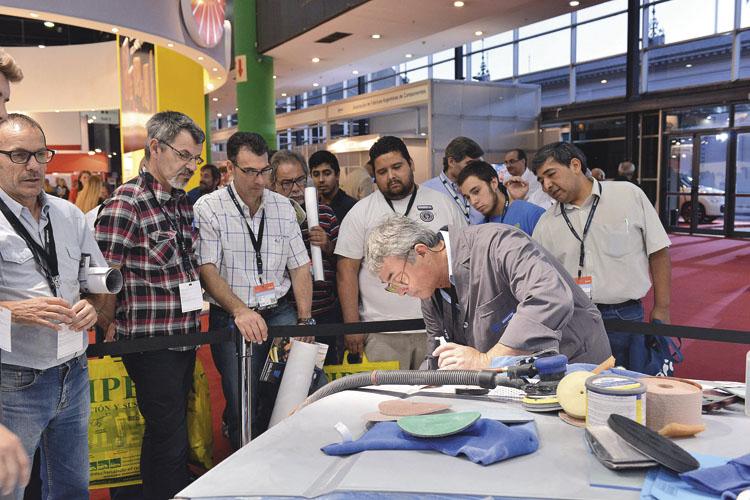 Se espera la visita de 30 mil profesionales y empresarios del sector automotor.