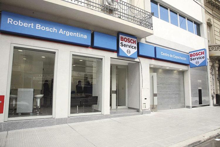 El Centro de Capacitación Técnica de Bosch Argentina se encuentra en la ciudad de Buenos Aires.