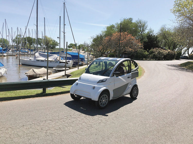 El primer auto eléctrico producido en serie en la Argentina está muy cerca de su lanzamiento oficial.