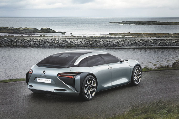 Los Citroën CX fueron los modelos más lujosos y vanguardistas de la marca.