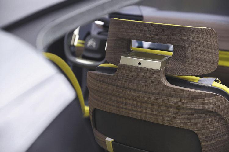 Materiales nobles, ideas sencillas y mucho diseño en su interior.